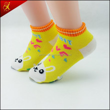 OEM young pretty fashion socks school girl from china