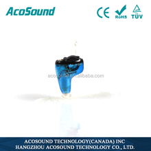 Alibaba China Acomate 610 standard CIC TUV CE Approved digital hearing aids devices