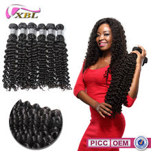 Full bottom XBL 7A Grade Chemical Free virgin filipino hair weaving