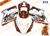 20%-off Aftermarket ABS Injection Molding Fairing Body orange white GSX1300R Hayabusa 08 09 10 11 12 Painting option 012