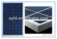 Solar PV Module 195W for Camping Light and Grid Inverter