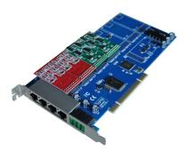 2012 New 8FXS/FXO TDM800 TDM800p PCI 8 fxs module for Analog phone VOIP Elastix Trixbox Asterisk