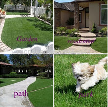 environmentally friendly! natural safe and soft pets/baby/children center artificial grass(AMF411J-30D)