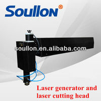 YAG-600W laser generator for stainless steel plate cutting and welding
