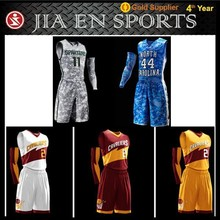 team set 100% polyester double face basketball uniform,reversible custom printing basketball uniforms