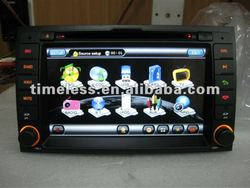 7 Inch Special for 2011 Kia Sportage Car Radio with GPS TV PIP Canbus In