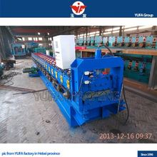 Hot Sale R panel roofing conrete floor tiles machinery producing line