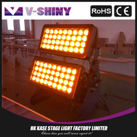 Durable city color amber strobe light