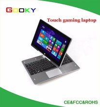 High performance 11.6 inch 1366*768 Capacitance touch Intel Celeron Gaming Laptop