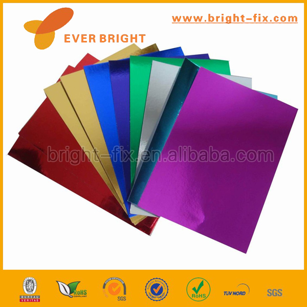 China factory cheapest price wood pulp diy chart paper craft metallic paper2g mightylinksfo
