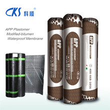 APP Plastomer Modified Bitumen Waterproof Membrane roof bastment tunnel waterproof material
