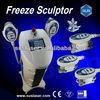 2013 Newest Freeze Body Sculpting Equipment used beauty salon furniture machine for weight loss S80B (CE&ISO)