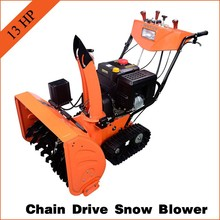 snow removal buggy for 13HP with track(WST3-13)