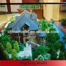 Exquisito de modelado de arquitectura para hermosa villa diseño