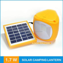 Factory Price sunbelt solar lamp and phone charger