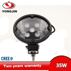 Waterproof High Power 35W LED Work Light, Off road Vehicle Light