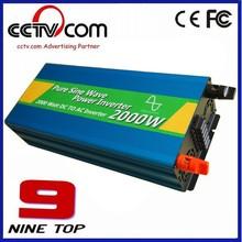 220V 2000W 12V CE dc ac pure sine wave custom inverter dealers