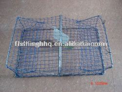 Fishing trap-spring cage