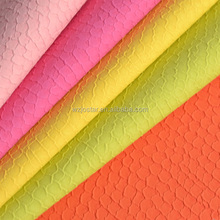 Wenzhou Factory Good Quality PU Leather For Shoes