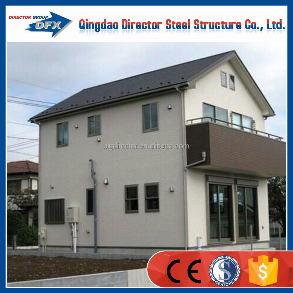Luxury Prefabricated Steel House Villa Buy Steel House