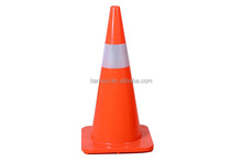 Zoyo-Safety Factory Wholesale Road Leader Adjustable Reflective PVC Or Cotton pink traffic cone