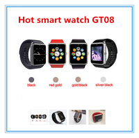 Smart Watch GT08 With sim card Waterproof Smartwatch /smart watch