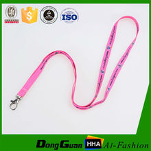 Supply all kinds of narrow type pen lanyard for school students