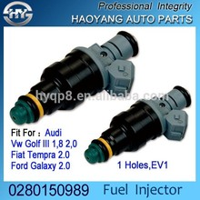 Electric Fuel Injection OE.0280150989 Fit For Vw Golf III 1.8/2.0 Fiat Tempra 2.0 Fordz Galaxy 2.0 Injector Nozzle