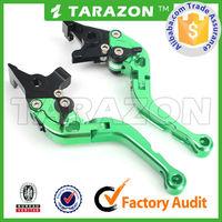 Tarazon CNC Lightweight Aluminum Short Folding Lever for Kawasaki NINJA