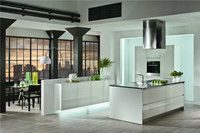 Best selling attractive modern kitchen design models