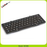 Easy typing folding keyboard, Easy typing keyboard for tablet, Easy typing mini wireless keyboard