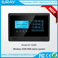 hot selling wolf guard gsm alarm system M2BX