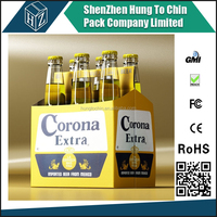 China supplier corrugated paper beer case box