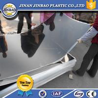 100% virgin mma cast transparent black acrylic sheet