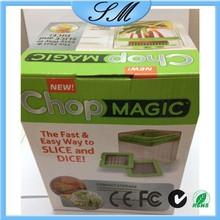 chop magic chooper vegetable slicer and chopper