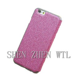 leather flip case cover for apple iphone 3g