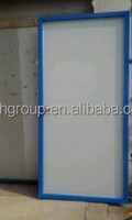 polyurethane foam panel sectional door/garage door sandwich panels