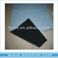 white/black good quality silage bags for storage fodder, grass