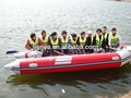 Liya 4.7m militar inflable inflable barco barco de rescate para la venta