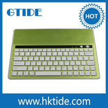 bluetooth keyboard for ipad mini case and universal tablet with or below 10.1' and for iphone 5c bluetooth keyboard case