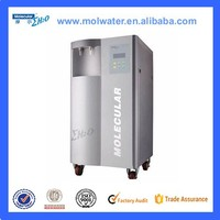 Reverse osmosis water filter system for laboratory analysis