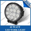 HOT SALE hid xenon lamp,car accessories 42w led work light for trucks