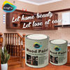 KINGFIX free samples odorless paint coating for wood