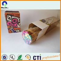 customized fireplace wooden matches extra long stick