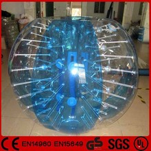 TOP quality inflatable loopyballs bubble soccer, soccer bubble bumper ball