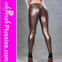 Hot sale sexy tight leopard hot women adult sexy rubber pants