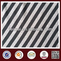 2015 new color stripe rayon acetate fabric new design in China