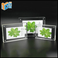 Supplier Transparent DifferentSize Right Angle Acrylic Picture Frame