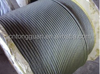 steel wire rope/steel wire rope for crane