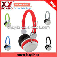 Stylish brighted color cheap hands free walkie talkie headset